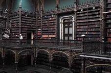 کتابخانه جادویی هری پاتر در ریودوژانیرو
