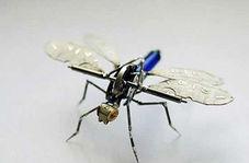 استفاده از حشرات رباتیک برای تعمیر موتور هواپیما