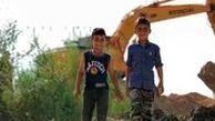 روستایی که مردم محلی از محو شدن در سیل نجات دادند