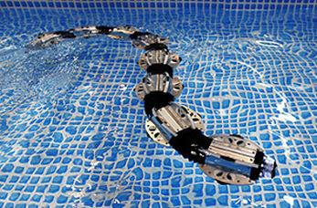 رباتی که روی هر سطحی قادر به حرکت است
