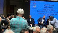 نشست صمیمی سیدحسن خمینی با پیشکسوتان ورزش