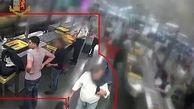 سرقت آشکار بیش از ۹۰۰۰ دلار پول نقد در فرودگاه