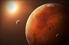 نخستین صدای مریخ منتشر شد