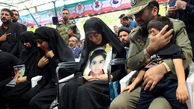 واکنش پدر و مادر شهید چهار ساله اهوازی به حمله موشکی سپاه پاسداران!