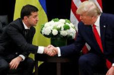 شوخیهای دونالد ترامپ و رئیس جمهور اوکراین