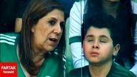 ماجرا و حواشی جالب مادر گزارشگر