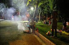 حال و هوای شبهای زاهدان در هوای گرم تابستان
