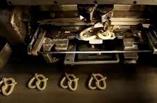 فرآیند جالب تولید کیک و شیرینی در کارخانه !