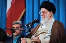 واکنش جالب رهبر انقلاب به «الله الله» گفتن هنگام تلاوت قرآن