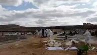 تدفین فوتیهای کرونا به چه صورت انجام میشود؟