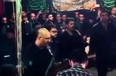 مداحی صداپیشه جناب خان در هیات خوزستانیها