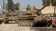 آغاز درگیریهای شدید در سوریه + فیلم