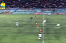 خلاصه بازی نساجی مازندران 2 - 0 شاهین شهرداریبوشهر