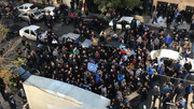 تجمع اعتراضی هواداران استقلال مقابل ساختمان باشگاه