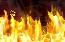 3 کشته و مجروح در آتش سوزی بزرگ