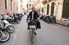 پشت صحنه دیدنی پلاتوهای حمید معصومی نژاد در رم پایتخت ایتالیا