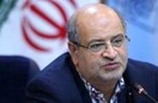 هشدار جدی زالی به مسئولان و مردم پایتخت/فقط ۵۰۰ نفر دیروز در تهران بستری شدند!