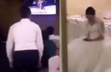 اقدام خودخواهانه داماد در شب عروسی