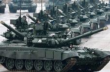 نمایشگاه تسلیحات پیشرفته در روسیه
