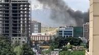 انفجار مهیب در نزدیکی ساختمان دادستانی کل افغانستان