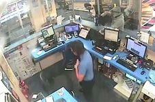 سرقت برنامهریزی شده از یک دفتر شرط بندی