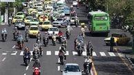جولان موتورسواران بی قانون در پایتخت