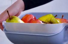 جذابترین ظرف برای شستشوی آسان میوه و سبزی