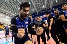گزارش زیبای عربی از لحظه قهرمانی تیم ملی والیبال جوانان ایران