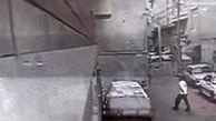 صحنه اولین سرقت سال ۹۸ از منزلی در تهران + اعترافات سارق