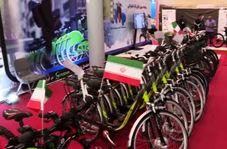 چرخیدن چرخ رونق دوچرخهها در اولین نمایشگاه دوچرخه شهری!