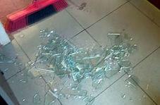 سرنوشت شیشههای شکسته چه میشود؟