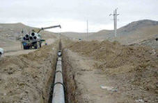 لحظه انفجار کنترلشده برای بازکردن مسیر انتقال آب خلیجفارس به یزد