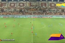 خلاصه بازی فولاد خوزستان 0 - 0 پیکان