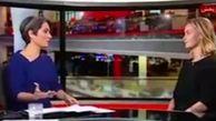 ناکامی مجری بیبیسی فارسی در سیاهنمایی علیه ایران