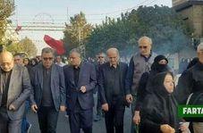 اختصاصی/تصاویری دیدنی از جا ماندگان اربعین در تهران