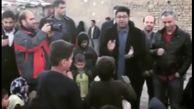 اجرای حجت اشرفزاده در کورهپزخانه در جنوب تهران