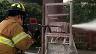 وسیلهای پرکاربرد برای نجات جان انسانها در آتشسوزی