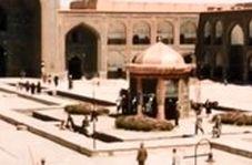 اولین فیلم رنگی از حرم امام رضا(ع) در سال ۱۳۱۸