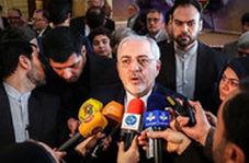 ظریف: ممانعت آمریکا از کمک به سیل زدگان، جنایت علیه بشریت است