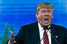 درگیری لفظی ترامپ با یک خبرنگار