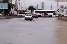 جدیدترین وضعیت شهرهای سیل زده خوزستان