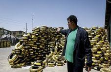 پیدا شدن ردپای گرانیهای اخیر لوازم خانگی و لاستیک خودرو در انبارهای شورآباد تهران