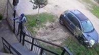 حادثه وحشتناک برای مهمانان هنگام ورود به خانه!