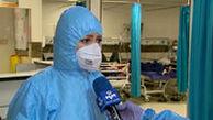 هشدار پرستار یکی از بیمارستان های تهران درباره افزایش مبتلایان به کرونا