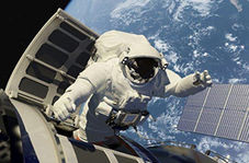 دردسرهای فضانوردان هنگام غذا خوردن