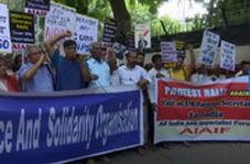 حمایت مردم هند از ایران در مقابل سیاستهای آمریکا