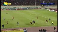 گل اول استقلال به تراکتور