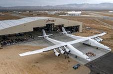 بزرگترین هواپیمای جهان بالاخره پرواز کرد