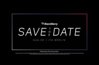 بلکبری گوشی جدید خود را در IFA 2018 رونمایی خواهد کرد