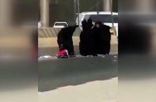 کتککاری ۴ زن در عربستان!